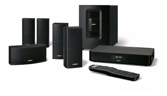 Home Theater Bose Soundtouch 520 Com Sub Wi-fi