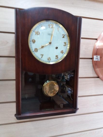 Relógio Antigo De Parede Bimbam