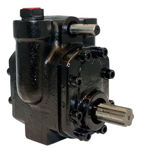 Imagen 1 de 4 de Bomba Hidraulica  Volcador Cardanica De 140lts   Manual