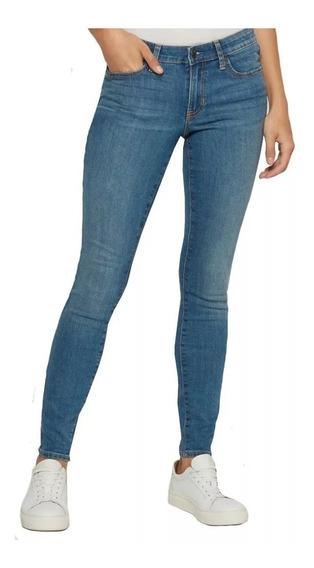 Gap Jeans Pantalon Dama Azul Talla 30 Corto