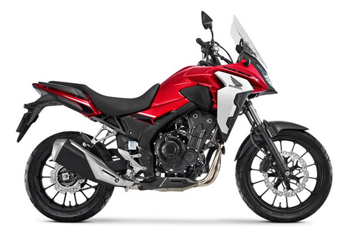 Nova Honda Cb 500 X Abs 2021