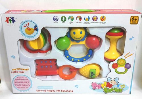 Sonajeros Para Bebes Juguetes Varios Modelos
