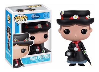 Mary Poppins Funko Pop Figura Vinil Disney Película