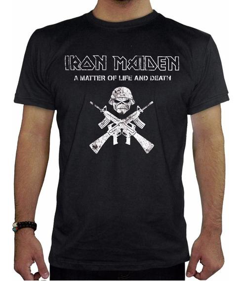 Remeras Hombre Iron Maiden3 Inkpronta