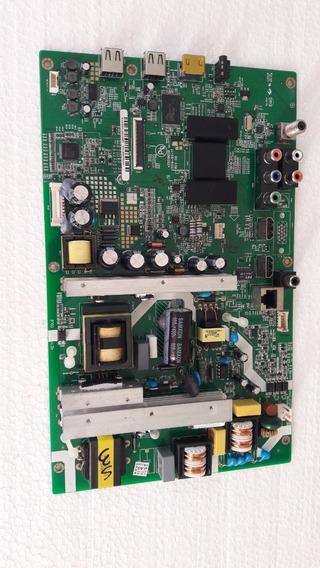 Placa Principal Toshiba Dl4845i (a) Semi Nova Com Smart Tv