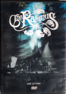Dvd - The Rasmus - Live Letters - Imp. Scandinavia