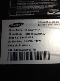Tela Display Ltf460ha03 Tv Samsung Ln46a610a1r