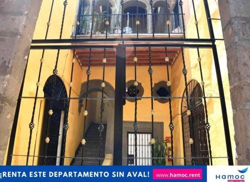 Amc Renta Loft Amueblado En Centro Histórico