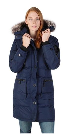 Chamarra Mujer Greenlander Pol7038 Invierno Fur