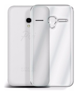 Capa Case Tpu Alcatel Onetouch Pixi 3 3.5 4009 Transparente