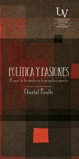 Politica Y Pasiones Chantal Mouffe