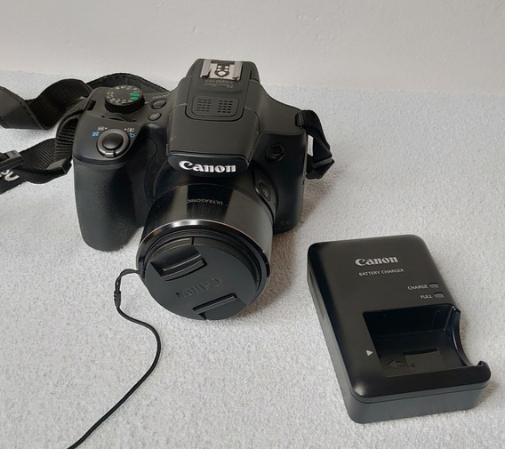 Câmera Fotográfica Semi Profissional Cânon Sx 60