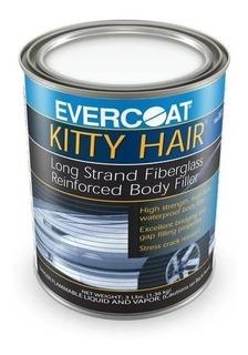 Fibra De Vidrio Kitty Hair Con Catalizador
