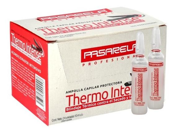 Ampolla Capilar Thermointense Pasarela X 24