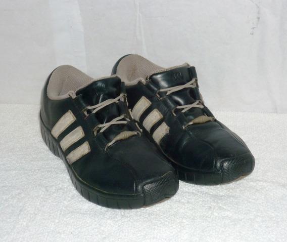 Zapatos adidas Talla Us 8 1/2 Color Negros