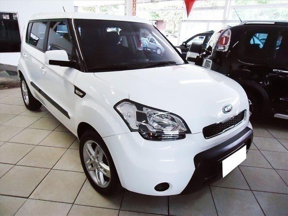 Kia Soul Ex 1.6 Branco 16v Flex 4p Manual