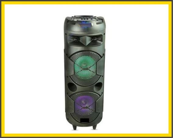 Caixa De Som Portátil Torre Bluetooth Sd/usb/fm/tsw | A1-66