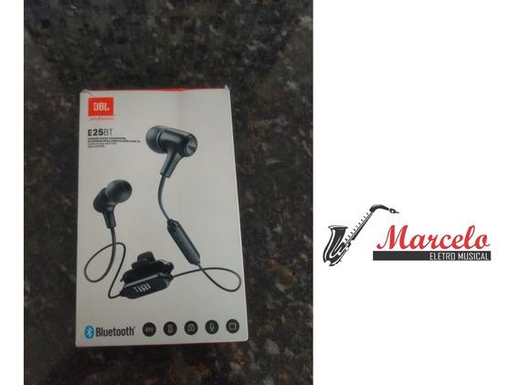 Fone De Ouvido Jbl E25bt Bluetooth