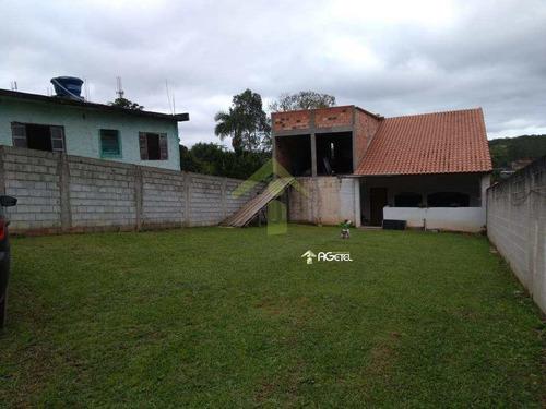 Imagem 1 de 26 de Chácara, Chácara Bonanza, Embu-guaçu - V1387
