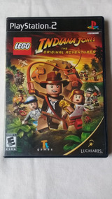 Lego Indiana Jones The Original Adventures Ps2 100% Original