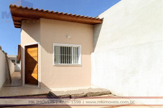 Casa Com 2 Dorm, 1 Suíte Em Suzano/sp - 747
