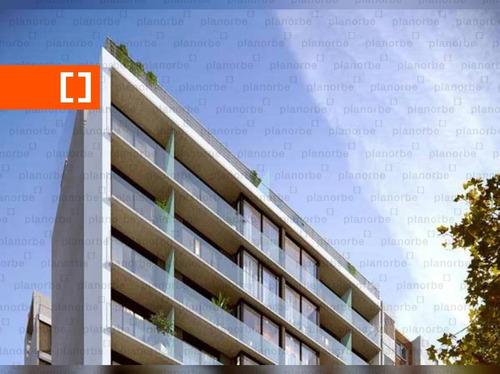 Venta De Apartamento Obra Construcción 1 Dormitorio En Cordón, Ventura Cultural A Unidad 1006
