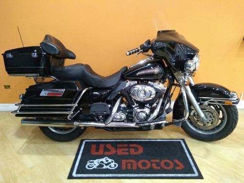 Imagem 1 de 11 de Harley Davidson Electra Glide 2007 Preta