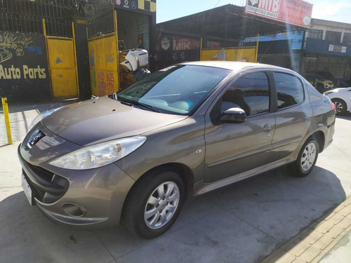 Peugeot 207 Passion 2010 1.4 Xr Sport Flex 4p