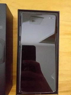 Samsung S10 Plus Ceramic Black 512gb!