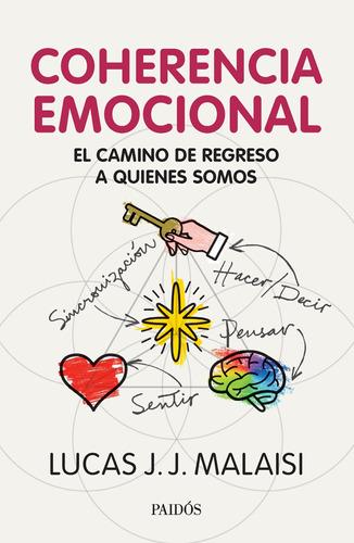 Imagen 1 de 2 de Libro Coherencia Emocional - Lucas J. J. Malaisi