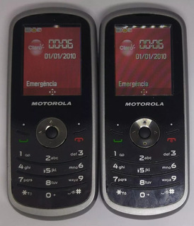Motorola Wx290 Original Só Claro Semi Novo
