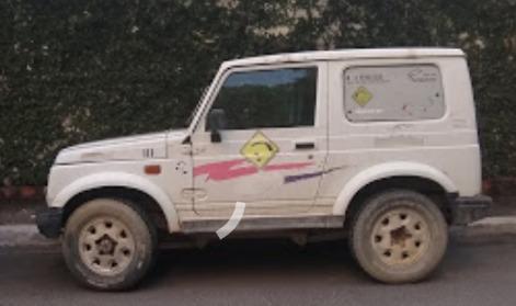 Suzuki Samurai 97 Niteroi 21982589294