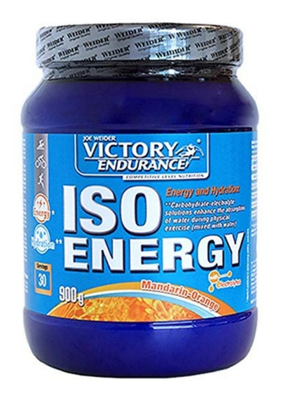 Iso Energy - Energetica - Isotonica - Pre Entreno - Victory