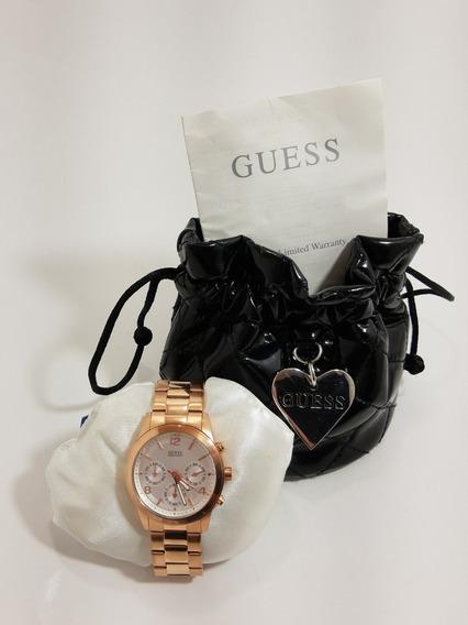 Relógio Guess U13578l5 Original E Novo