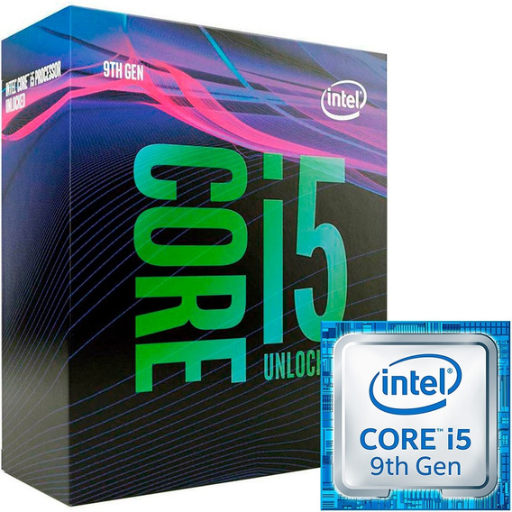 Processador Intel Core I5 9400f Coffee Lake 2.9ghz, Lga 1151