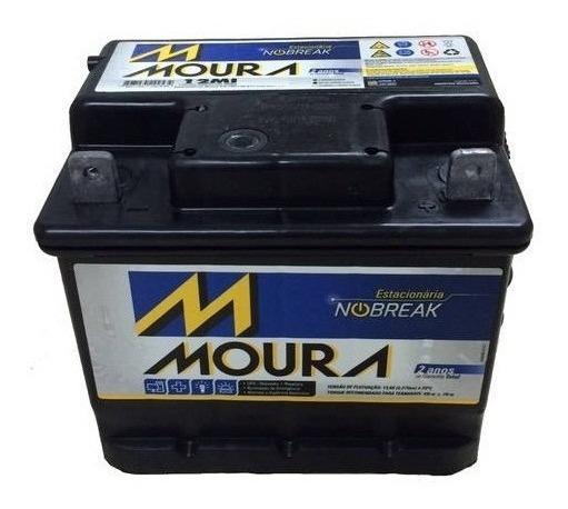 Bateria Moura Estacionária Clean 45ah Iso 14001/9001. Eólica