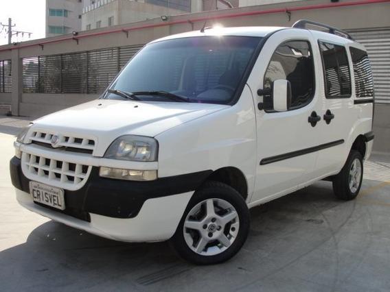 Fiat Doblò 1.8 Mpi Hlx 8v Flex 4p Manual