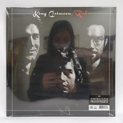 King Crimson Red Vinilo Nuevo Envio Gratis Musicovinyl