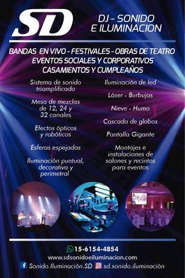 Servicio De Dj Y Sonido En Vivo Para Bandas Y Conjuntos