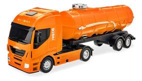 Caminhão Infantil Iveco Hiway Tanque Pipa - Usual Brinquedos