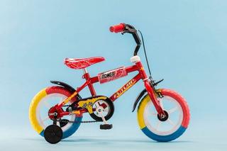 Bicicleta Rodado 12 Futura Modelo Bmx Nene
