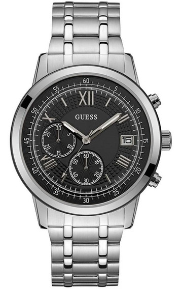 Relógio Guess Masculino Cronógrafo 92680g0gdna3 /w1001g4