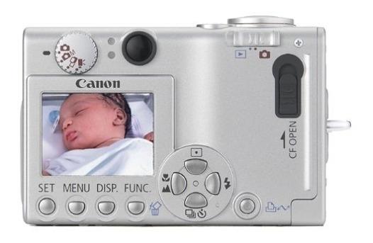Canon Cámara Power Shot S410 Digital. 32mb