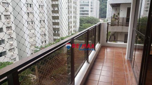 Imagem 1 de 25 de Apartamento À Venda, 120 M² Por R$ 558.000,00 - Centro - Guarujá/sp - Ap3306