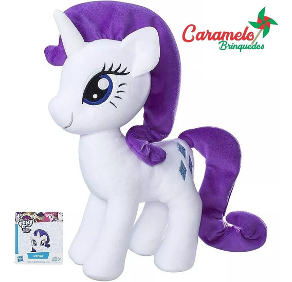 Pelúcia My Little Pony Rarity - Hasbro