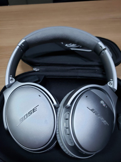Fone De Ouvido Headphone Bose Quietcomfort 35 Bluetooth