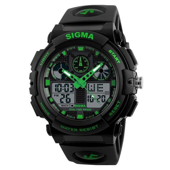 Relógio Sigma Si04ad