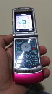 Celular Motorola Razr V3 Libre De Operador