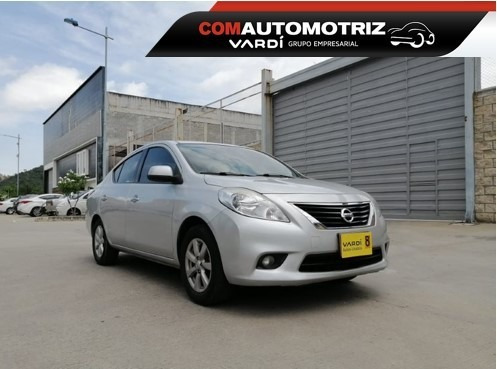 Nissan Versa Sense Id 39804 Modelo 2013