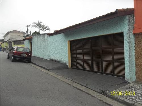 Imagem 1 de 11 de Excelente Casa Térrea À Venda, 3 Dormitórios, 5 Vagas - Bairro Taboão - São Bernardo Do Campo  - 63144